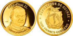 World Coins - Coin, Papua New Guinea, 1000 Francs, 2017, Proof, , Gold