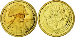 World Coins - France, Medal, Napoléon Ier, History, , Gold