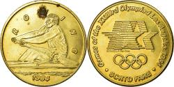 Us Coins - United States of America, Medal, Jeux Olympiques de Los Angeles, Aviron, 1984