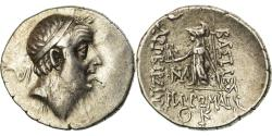 Ancient Coins - Coin, Ariobarzanes I, Drachm, 67-66 BC, Eusebeia, , Silver