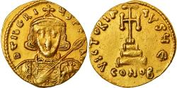 Ancient Coins - Coin, Tiberius III, Solidus, Constantinople, , Gold, Sear:1360