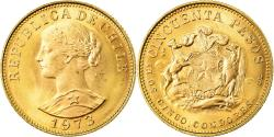 World Coins - Coin, Chile, 50 Pesos, 1973, , Gold