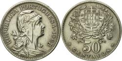 World Coins - Coin, Portugal, 50 Centavos, 1968, , Copper-nickel, KM:577