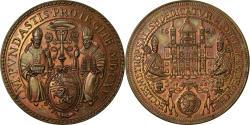 World Coins - Coin, AUSTRIAN STATES, SALZBURG, 1/4 Thaler, 1928, Restrike, , Copper