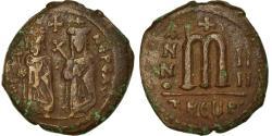 Ancient Coins - Coin, Phocas, Follis, 605-606, Antioch, , Copper, Sear:671
