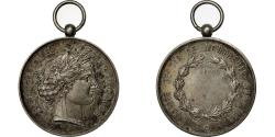 World Coins - France, Medal, Société de Tir de Montreuil sur mer, Blondelet, AU(50-53)