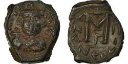 Ancient Coins - Coin, Constans II, Follis, 643, Constantinople, , Copper, Sear:1004