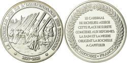 World Coins - France, Medal, Siège de la Rochelle, History, , Silver