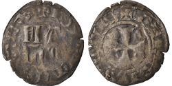 World Coins - Coin, France, Philippe VI, Denier Parisis, 1343, , Billon, Duplessy:275