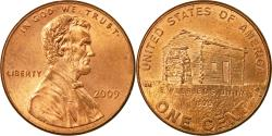 Us Coins - Coin, United States, Lincoln Bicentennial, Cent, 2009, U.S. Mint, Philadelphia