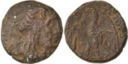 Ancient Coins - Coin, Egypt, Ptolemy II Philadelphos, Bronze Æ, 276-275 BC, Tyre,