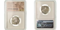 Ancient Coins - Coin, Attica, Athens, Tetradrachm, Athens, graded, NGC, MS, 5/5-4/5, Silver