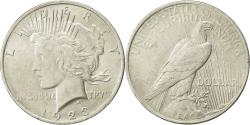 Us Coins - United States, Peace Dollar, 1923, Philadelphia, AU(50-53), KM 150