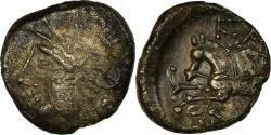 Ancient Coins - Coin, Lingones, Denarius, 80-50 BC, , Silver