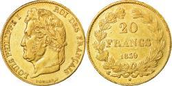Ancient Coins - Coin, France, Louis-Philippe, 20 Francs, 1839, Paris, , Gold, KM:750.1