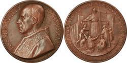 World Coins - Vatican, Medal, Pie XII, Exposition de Bruxelles, 1958, Mistruzzi,