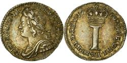 World Coins - Coin, Great Britain, George II, Penny, 1750, , Silver, KM:567