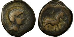 Ancient Coins - Coin, Spain, Semis, Castulo, F(12-15), Copper