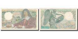 World Coins - France, 100 Francs, Descartes, 1944, 1944-07-20, AU(55-58), Fayette:27.6