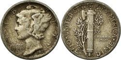 Us Coins - Coin, United States, Mercury Dime, Dime, 1941, U.S. Mint, Philadelphia