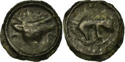 Ancient Coins - Coin, Remi, Potin, , Potin, Delestrée:221