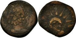 Ancient Coins - Coin, Spain, As, Malaca, F(12-15), Copper