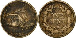 Us Coins - Coin, United States, Flying Eagle Cent, Cent, 1857, U.S. Mint, Philadelphia