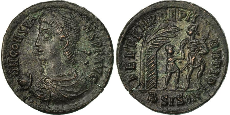 Ancient Coins - Coin, Constans, Maiorina, 348-350, Siscia, , Bronze, RIC:217