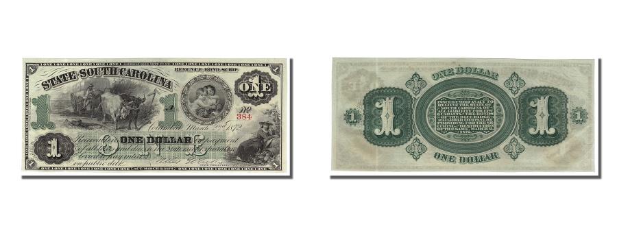 World Coins - United States, 1 Dollar, 1872, 1872-03-02, UNC(63)