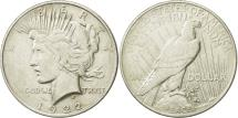 Us Coins - United States, Peace Dollar, 1922, U.S. Mint, Philadelphia, VF(30-35), KM 150