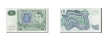 Sweden, 10 Kronor, 1987, KM:52e, AU(50-53)