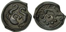 Ancient Coins - Suessiones, Potin au sanglier, AU(50-53), Delestré:531A
