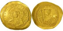 Constantine IX Monomachus, Histamenon Nomisma, Constantinople, AU(55-58), Gold