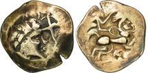 Ancient Coins - Namnetes, Stater, EF(40-45), Electrum, Delestrée:Missing