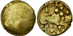 Ancient Coins - Coin, Durocassi, 1/4 Stater, Very rare, , Gold, Delestrée:S2563A