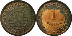 World Coins - Coin, INDIA-PORTUGUESE, Tanga, 60 Reis, 1947, , Bronze, KM:24