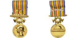 World Coins - France, Sapeurs Pompiers, 25 Ans d'Ancienneté, Medal, 1935, Uncirculated