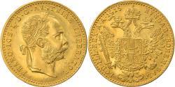 Ancient Coins - Coin, Austria, Franz Joseph I, Ducat, 1915, Official restrike, , Gold