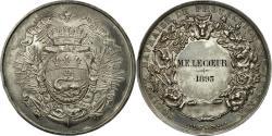 World Coins - France, Medal, Société Havraise de Protection des Animaux, 1893,