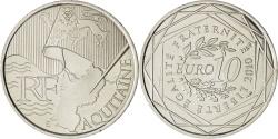 World Coins - FRANCE, 10 Euro, 2010, Paris, KM #1645, , Silver, 29, 10.00