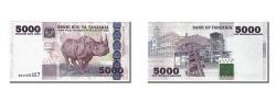 World Coins - Tanzania, 5000 Shilingi, 2003, KM #38, UNC(65-70), BM3956557