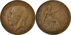 World Coins - Coin, Great Britain, George V, Penny, 1921, , Bronze, KM:810