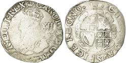World Coins - Coin, Great Britain, Charles I, Shilling, , Silver