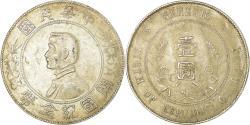 World Coins - Coin, CHINA, REPUBLIC OF, Dollar, Yuan, 1927, , Silver, KM:318a.1