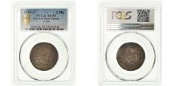 World Coins - Coin, GERMAN NEW GUINEA, 2 Mark, 1894, Berlin, PCGS, AU55, Silver, KM:6, graded