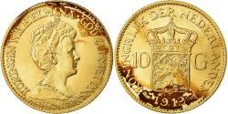 Ancient Coins - Coin, Netherlands, Wilhelmina I, 10 Gulden, 1912, , Gold, KM:149