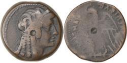 Ancient Coins - Coin, Egypt, Ptolemy VI, Bronze Æ, 180-170 BC, Alexandria, , Bronze
