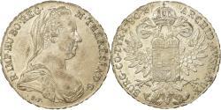 World Coins - Coin, Austria, Joseph II, Thaler, 1780, , Silver, KM:T1