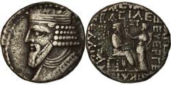 Ancient Coins - Coin, Parthes (Kingdom of), Gotarzes I (95-88 BC), Drachm, 50-51, Seleukeia on