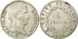 Ancient Coins - Coin, France, Napoléon I, 5 Francs, 1810, Paris, , Silver, KM:694.1